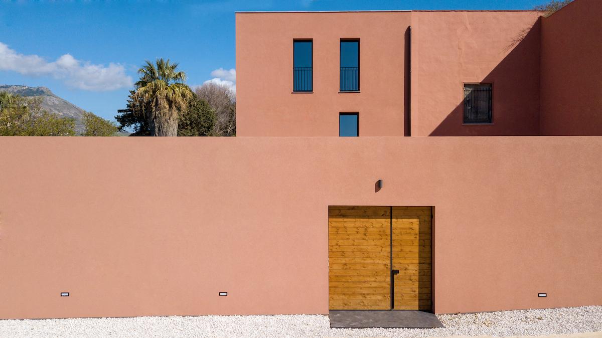 Casa Fevi-Architettura mediterranea-casa-Trapani-Studio-SalvatoreOddoArchitetto