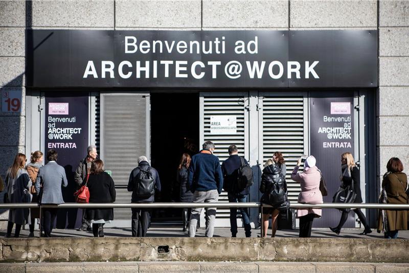 ARCHITECT@WORK MILANO 2021
