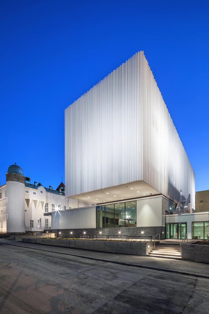 architettura sostenibile finlandia